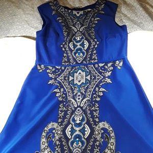 Studio One N.Y. Blue Dress